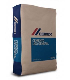 Bulto de cemento Cemex gris uso general x 50kg